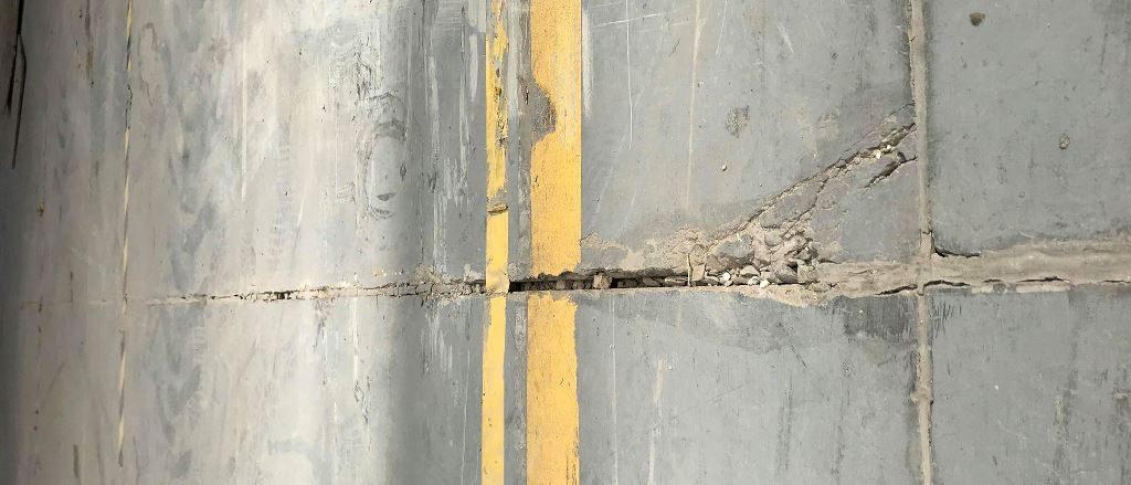 naprawy dylatacji w betonie